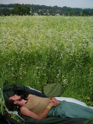 Ed slumbersome near Chepstow