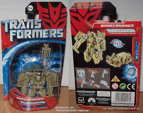 Bonecrusher Movie-2007 Legends Transformers 001