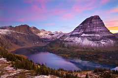 Glacier - Hidden Lake (Jesse Estes) Tags: montana glacier hiddenlake jesseestesphotography
