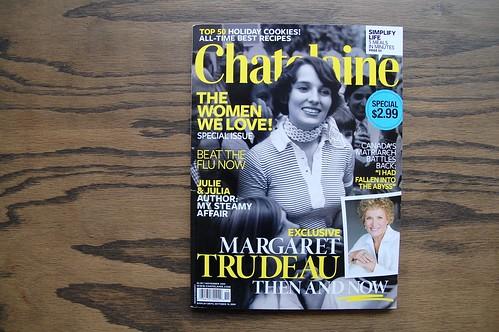 November 2009 Chatelaine