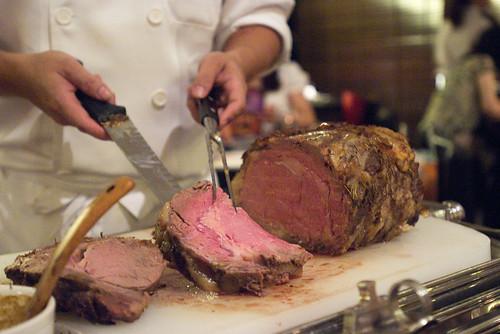 晶華 烤牛肉