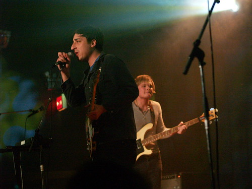 Grizzly Bear at Barrymore's
