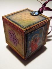 Box 2 (Phizzychick!) Tags: collage box trinket inchie