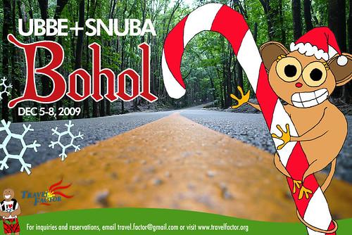 Travel Factors UBBE+SNUBA Bohol