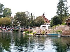 New Orleans Square (MEZZ0) Tags: disneyland disney amusementpark anaheim splashmountain neworleanssquare tomsawyersisland