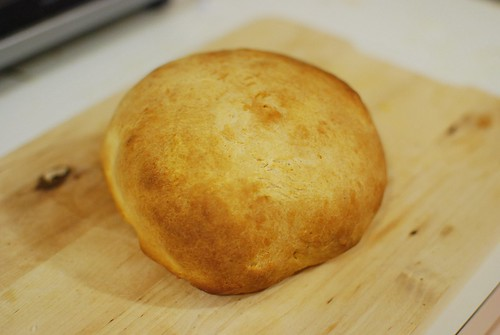 Tiny home baked bread! Tastyness :)