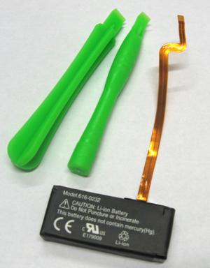 Аккумулятор iPod Video 30/60/80 Gb