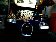 !! Bugatti Veyron 16.4 (Berlin, Kudamm) !! (Qdammchillaz) Tags: winter summer sun black berlin slr london car st night bug matt dark puerto hotel moss shot top stirling platz brian awesome parking revs potsdamer poland gear polish ferrari tropez monaco sound enzo kudamm 164 hyatt audi superstar bugatti rev apollo lamborghini combi shining 2009 supercar v8 mc12 spotting v10 koenigsegg supercars combo veyron r8 v12 kurfrstendamm banus v16 spotter youtube gumpert acceleration zuk lound accelerating kurfrstendam accelerations reving hypercars complination kudammchillaz qdammchillaz