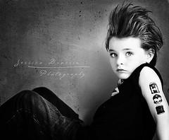 Just for Fun (Inspired by John Mayer) ({jessica drossin}) Tags: boy hair blackwhite explore tatoos frontpage jessicadrossin mytextureblushmadebw johnmayerinspired jessicadrossinphotographycom