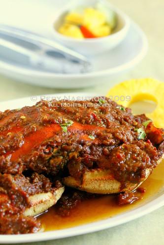 Kepiting Saus Padang 2