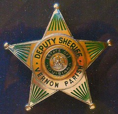 Vernon Parish Deputy Sheriff 1976-2000 (lalawdog58) Tags: parish