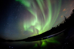 World, Walk With Me (davebrosha) Tags: canada north images canadian astro astrophotography aurora northwestterritories northern northernlights auroraborealis yellowknife veelake