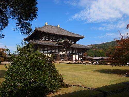 Toudaiji Kondo in Nara, Japan 1