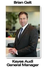 Keyes Audi General Manager Brian Gelt (Keyes Audi) Tags: audi keyes