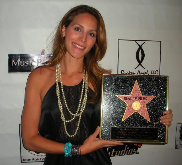 Cristina Nardozzi,LA Music Awards, Hollywood Fame Awards