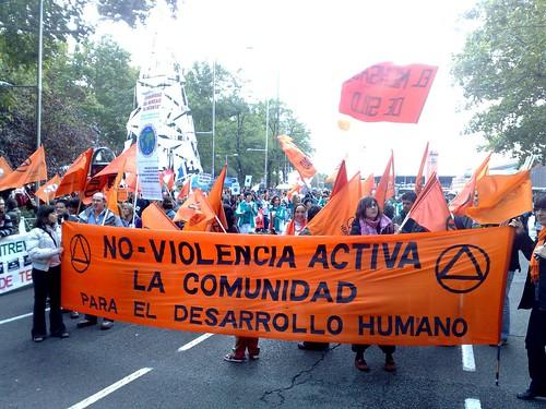 No-Violencia Activa