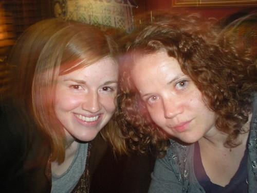 anna and brandi.