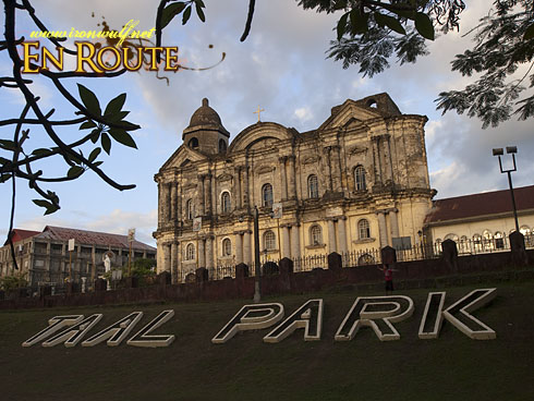 Taal Basilica of Saint Martin Taal Park