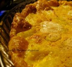 frittata patate e porri con formaggio nel forno (Ally ^-^) Tags: di dolci coccole senza ricette marzapane glutine novembre09
