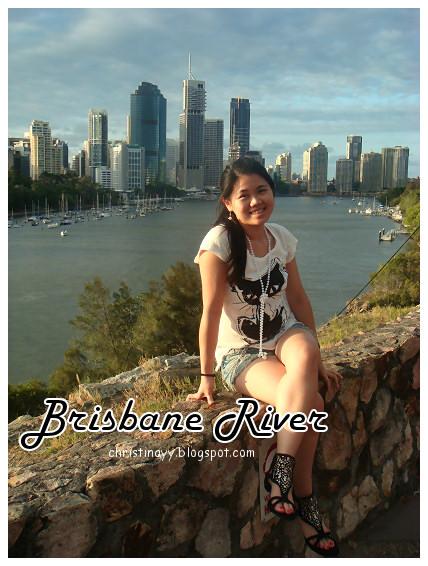Brisbane River View