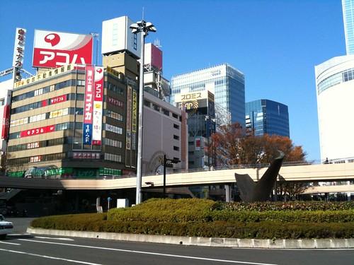 Sendai Again