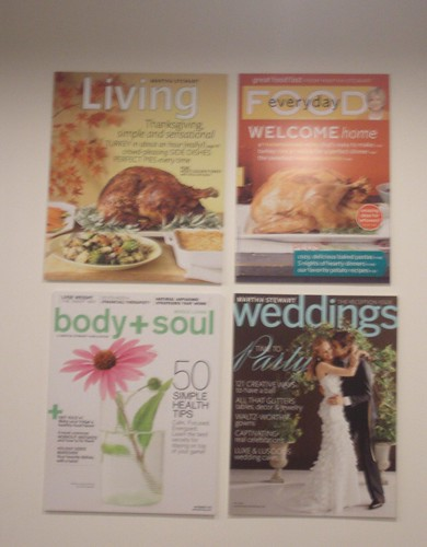 marthas magazines