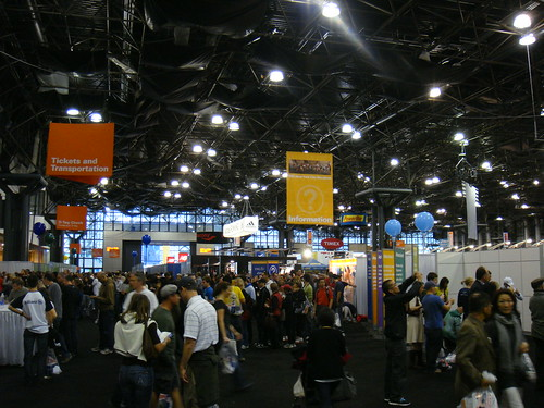 Vista del Jacob K. Javits Convention Center
