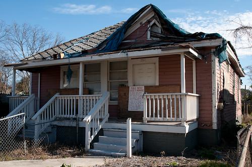 Tornado Damage Is Still Evident