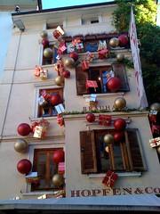Weihnachtshopfen ...
