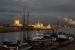 Noordzeekanaal IJmuiden (moniek de jager) Tags: boot kanaal corus flickr platinumphoto flickrestrellas united nikonflickraward flickraward