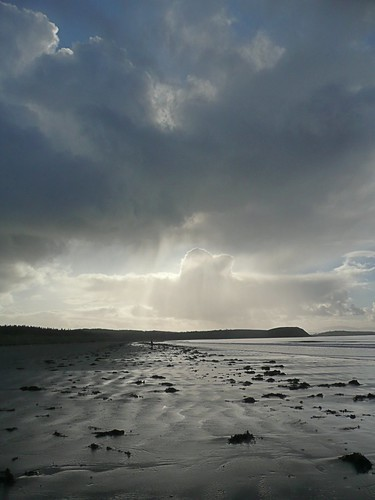 Autumn Light over Murvagh Beach
