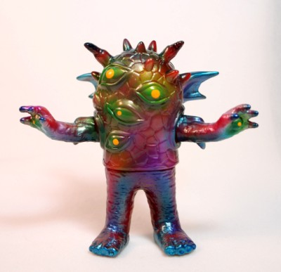 Max Toy Co. for Kaiju Invades SF Show