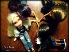 Bratz (Carol Parvati ) Tags: doll jade sasha yasmin grr bratz cloe passion4fashion p4f headgamez playsportz girlzreallyrock carolparvati