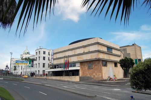Centro de Convenciones Teatro los fundadores