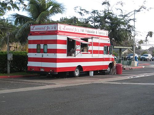 Leonard's Malasada Truck