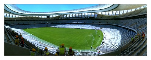 Cape Town Stadium - panoramic