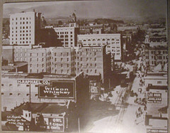 vintage downtown photo