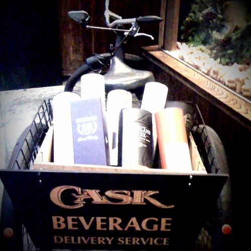 Beverage delivery