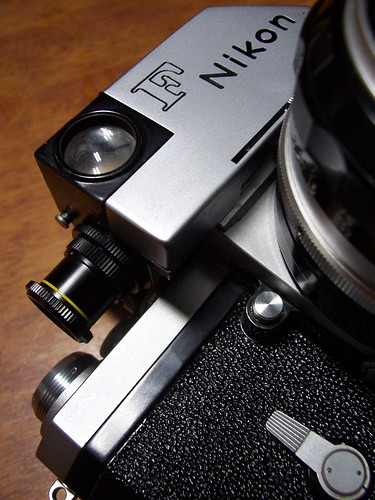 Nikon F early type