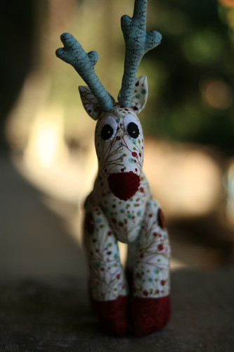 a reindeer for nana