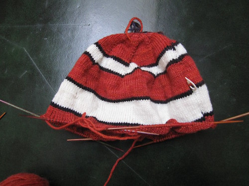 Nemo hat in progress