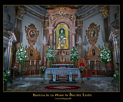 0257 Baslica de la Mare de Du del Lled (QuimG) Tags: church spain europe interiors favorites panasonic harmony interiores baslica pasvalenci specialtouch castelldelaplana flickraward theunforgettablepictures diamondstars quimg trabajarconphotoshop betterthangood great123 grouptripod thelightpainterssociety doubledragonawards thebestvisions tumiqualityphotography quimgranell joaquimgranell worldmesartmasters jotbesgroup mesarthonorablemembersgroup therenaissancetouch baslicadelamarededudellled