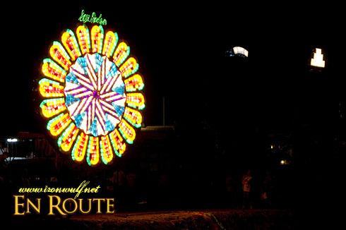 Pampanga Giant Lantern Festival San Pedro Fiberglass Lantern