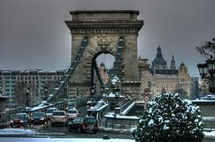 Freezing in Budapest (kwsdurango) Tags: hungary budapest touraroundtheworld