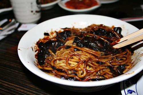 Jajangmyeon
