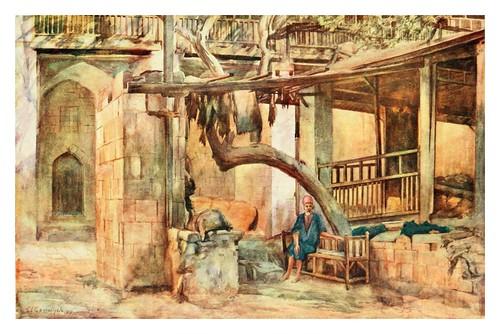 012-El Khan Gamaliyeh en el Cairo-Cairo, Jerusalem, and Damascus..1907- Margoliouth D. S.