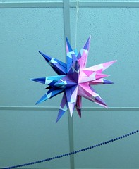 Cooperative Learning (Yureiko) Tags: school paper star origami stern papier schule cooperativelearning bascetta papierfalten kooperativeslernen