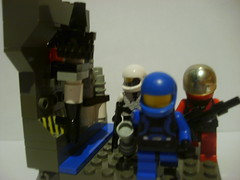 72_Heavy Weapons Armory (Alexander's Lego Gallery) Tags: shadow trooper pod marine jackal lego marathon space chief united ghost halo banshee drop troopers master human elite orbital shock hunter swallow bungie command prophet nations grunt spartan mongoose warthog covenant drone tiamat arbiter unsc odst