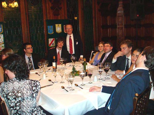 Cena fin año 09 Rotaract