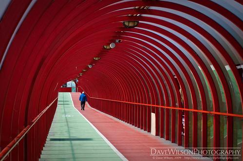 SECC Walkway, Glasgow